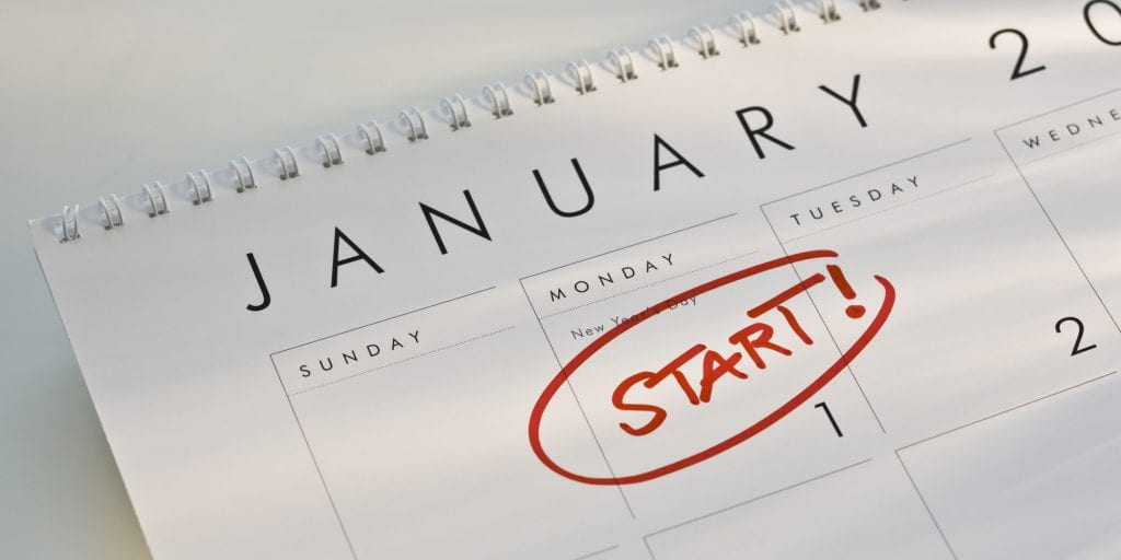 New Years resolutions for your home