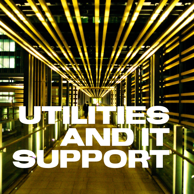 Utilities and IT Support