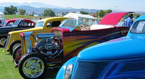 Car Show Sun City Az