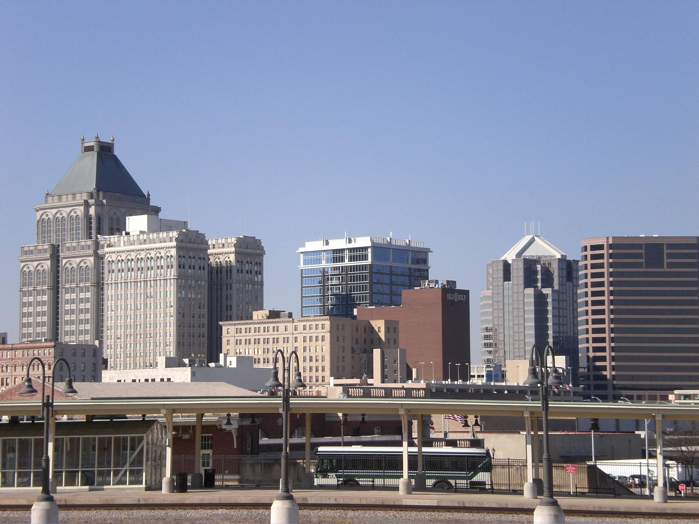 Greensboro_Skyline