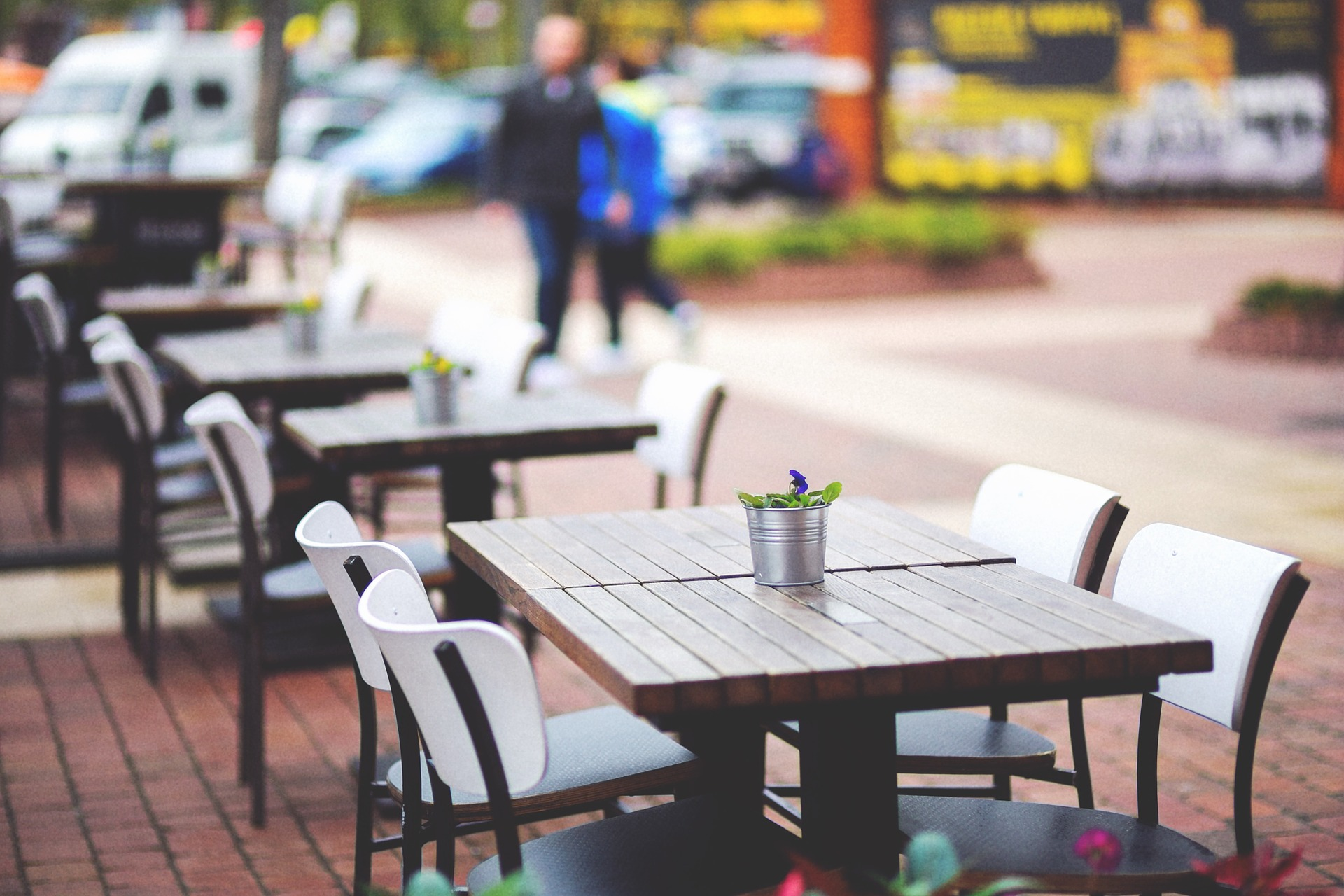Community Businesses and Restaurants