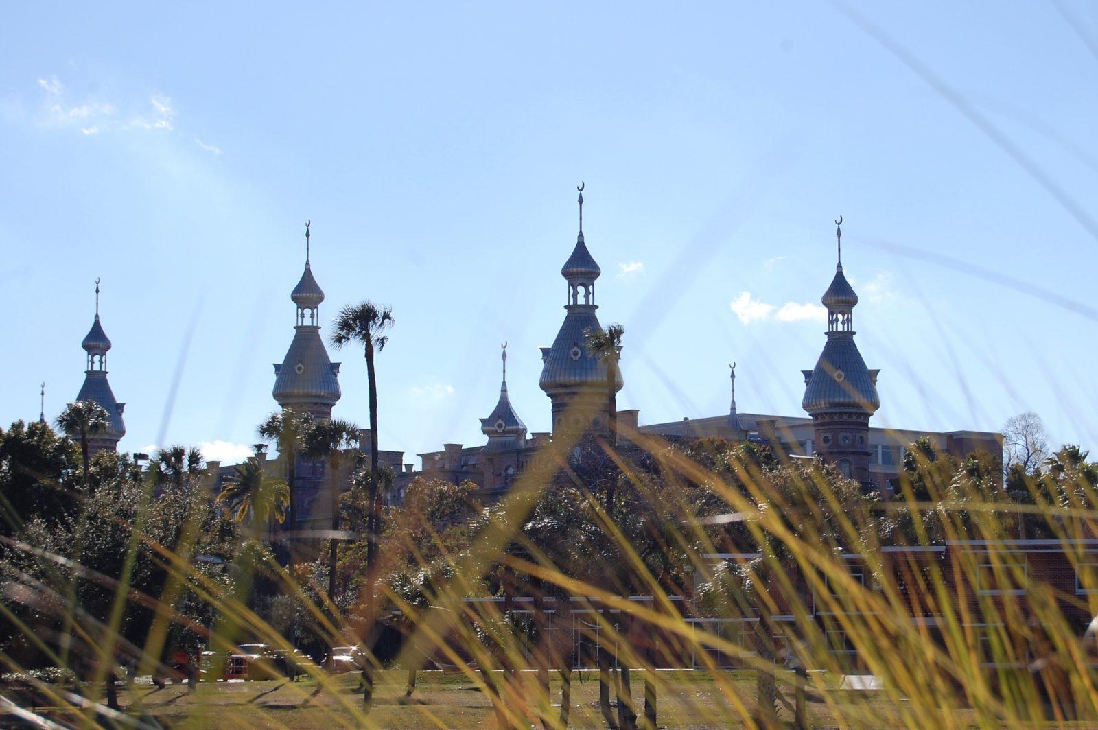 Beautiful University of Tampa....