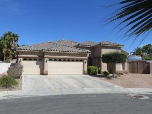 Green Valley home with large lot, pool, boat and RV parking.