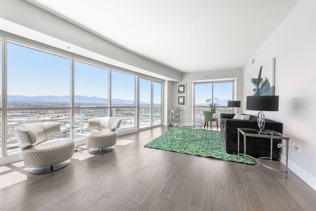 Las Vegas High Rise Living