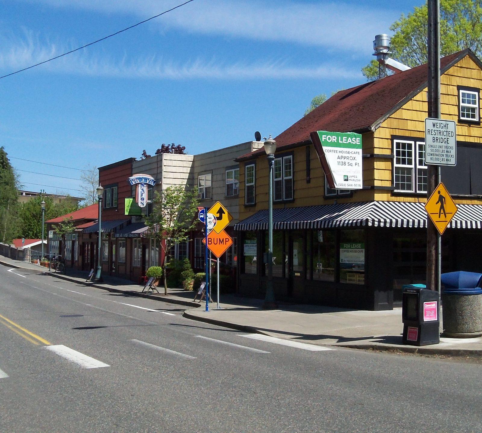 Hillsdale Corner