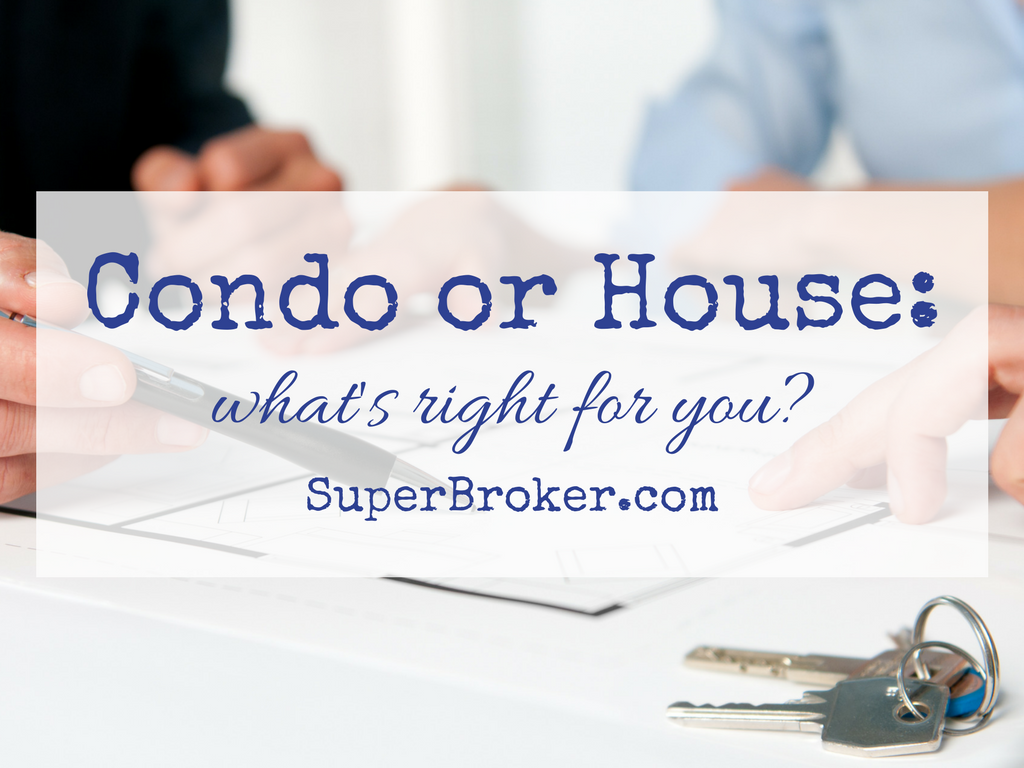 Condo or House - What's Right for You