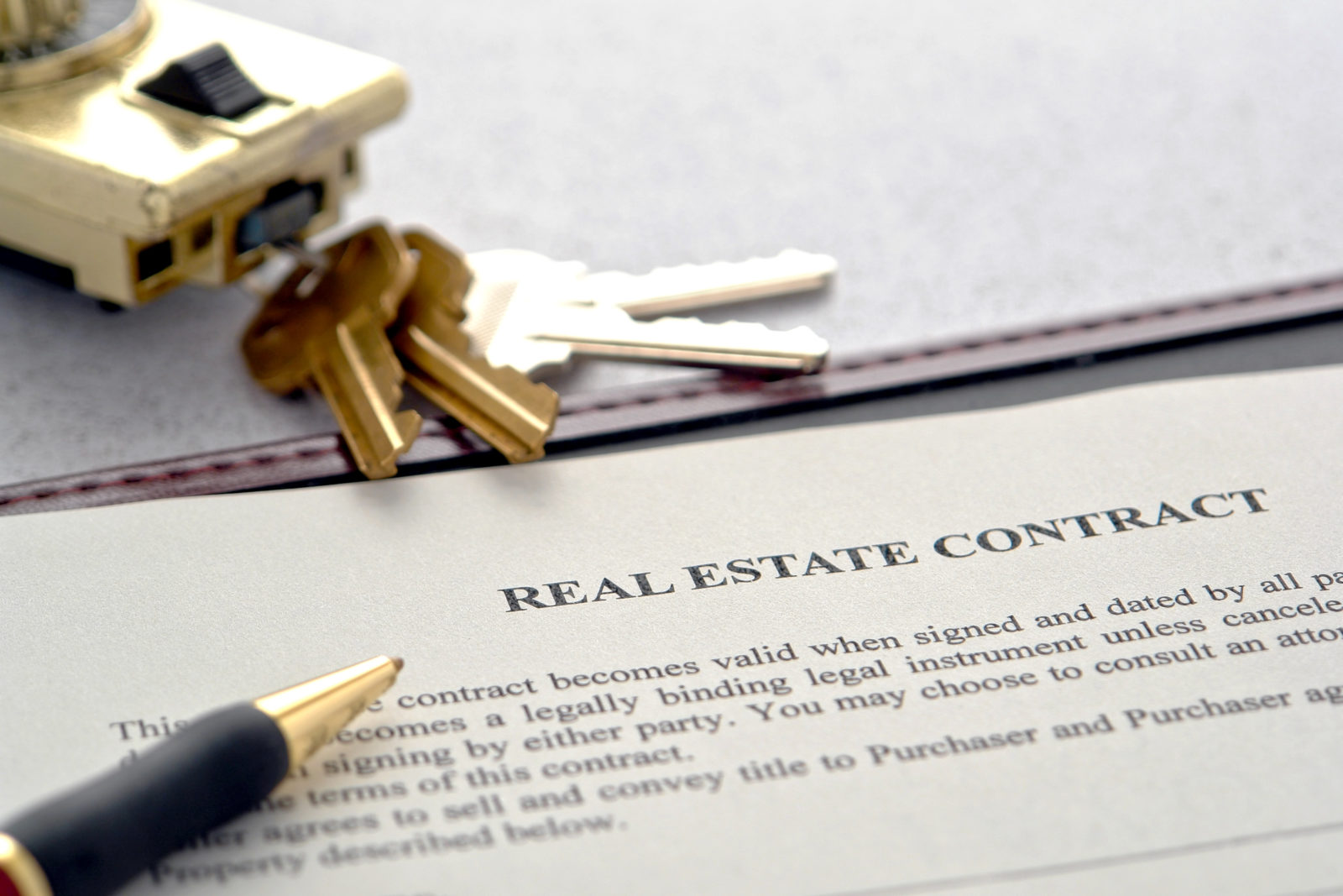 Contingencies in a Real Estate Purchase Contract - Lakewood Real Estate