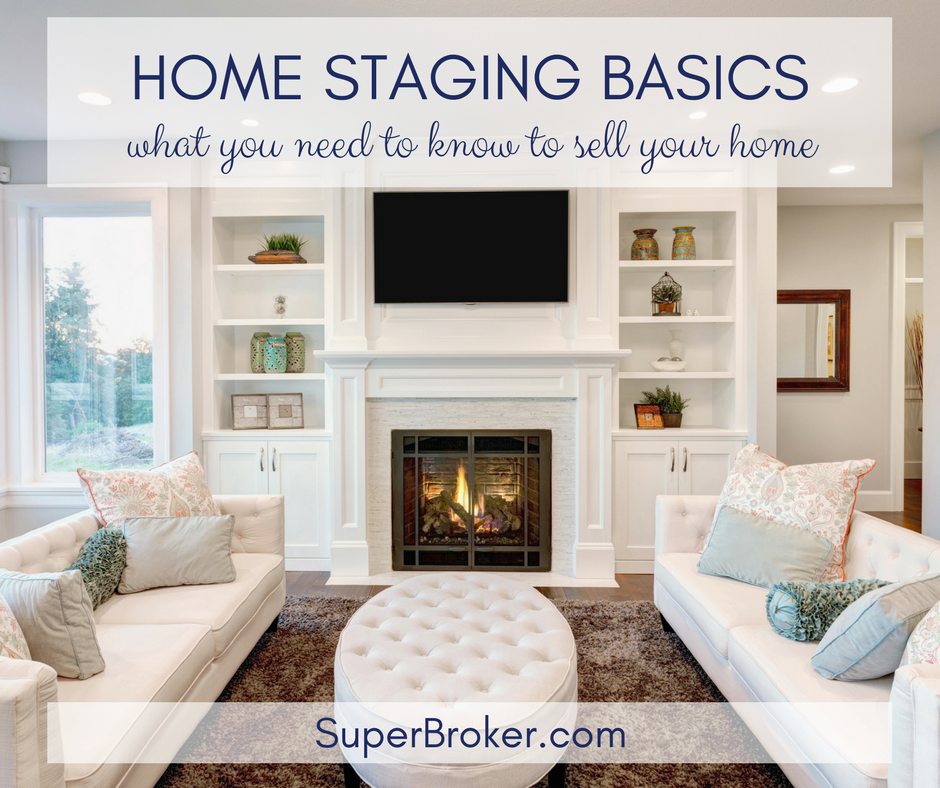 Home Staging Basics - Sell Your Home in Long Beach or Lakewood CA