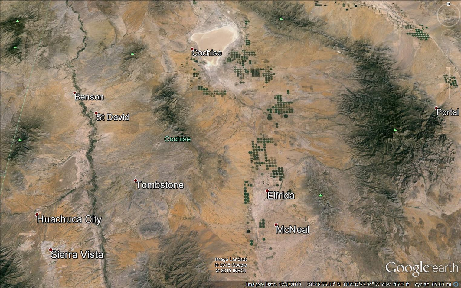 Cochise County Aerial | Roy