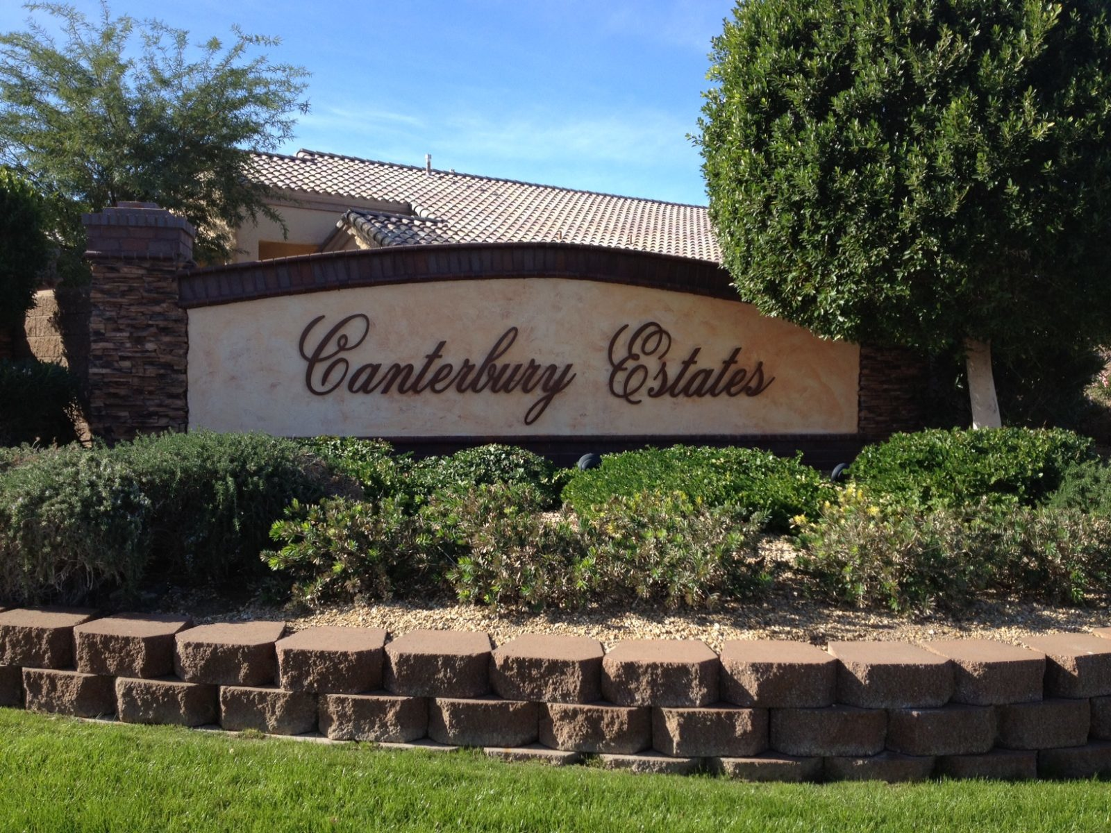 Canterbury Estates Homes