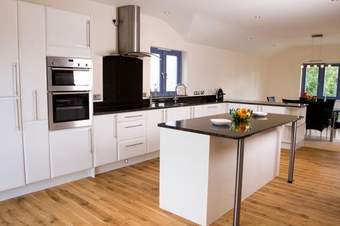 Luxury Homes Gourmet Kitchen