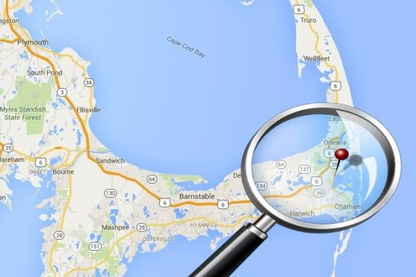 Real Estate Listings by Map