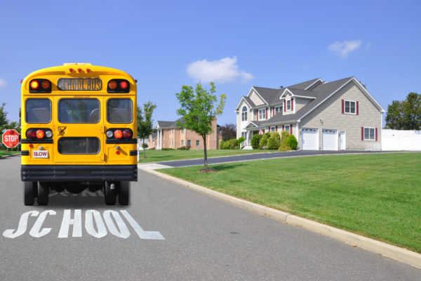 Choosing the right school district when buying a home. Chris Thompson Team, realtor.