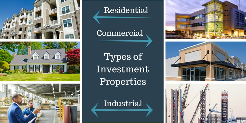 Are you interested in residential, commercial or industrial investing?