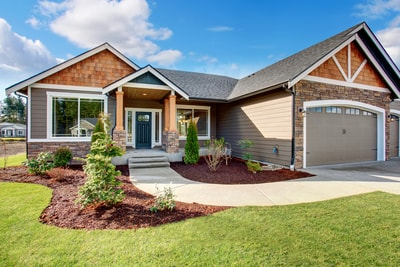 Curb appeal is that first impression. Make it great!