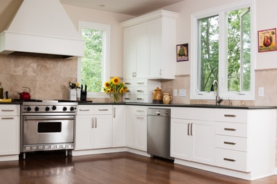 Don't overdo, but remember, the kitchen is the most important room.