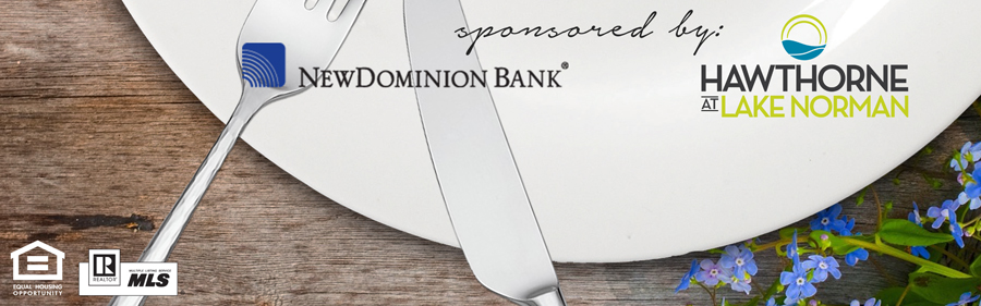 Sponsored by New Dominion Bank and Hawthrone at Lake Norman Apartments