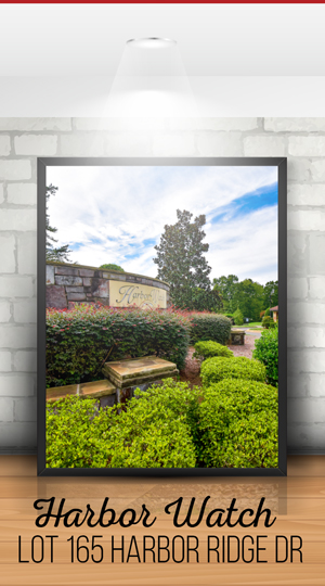 Harbor Watch Lot for Sale in Statesville, NC Lot 165 Harbor Ridge Dr Statesville, NC 28677