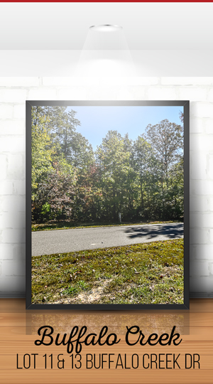 Buffalo Creek Lots for Sale in Statesville, NC Lot 11 Buffalo Creek Dr Lot 13 Buffalo Creek Dr Statesville, NC 28677