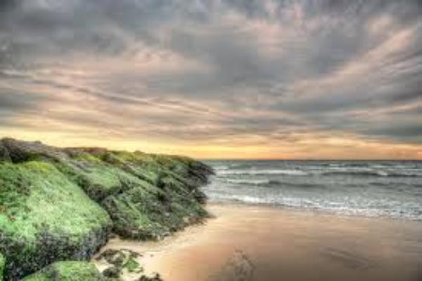 Atalntic Beach  Beach shot
