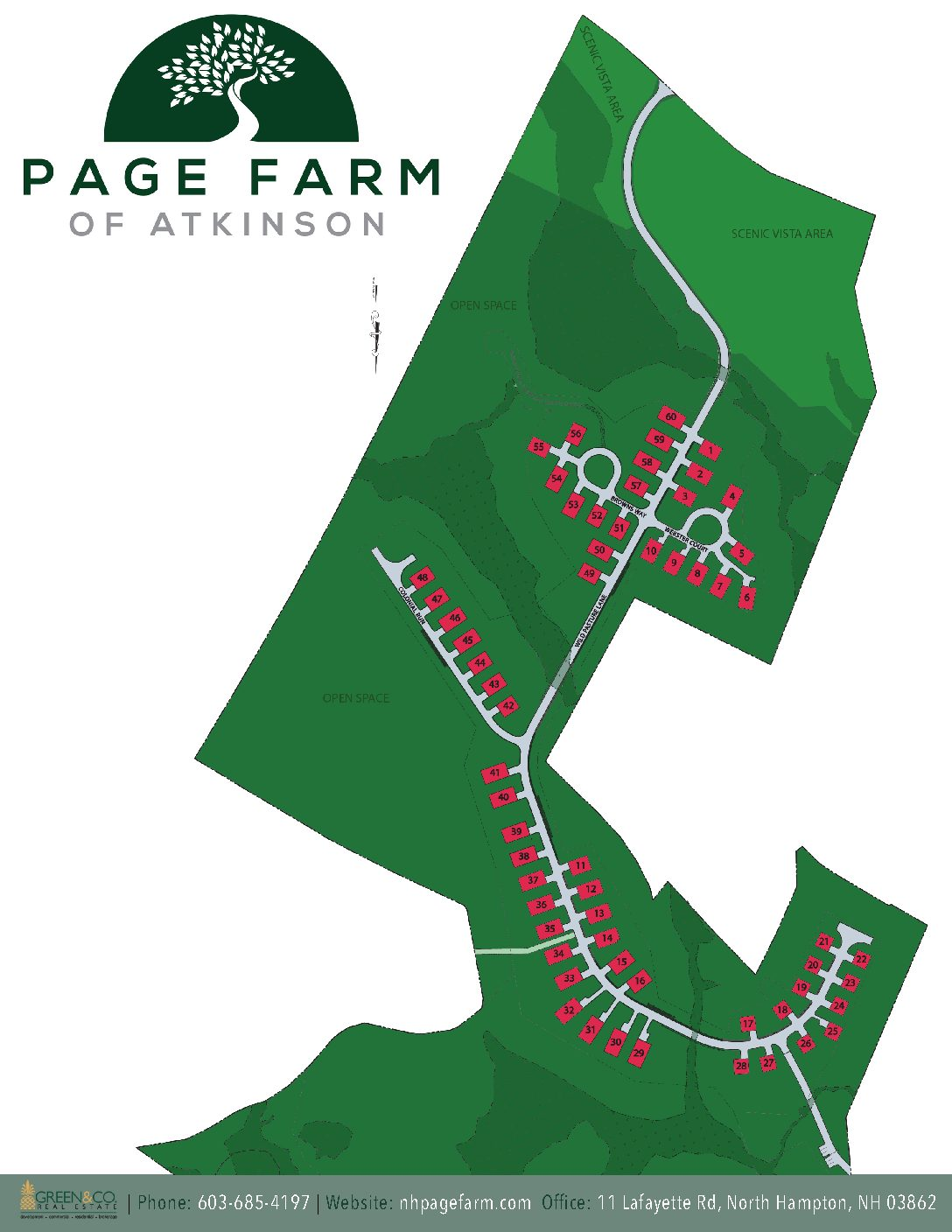 Page Farm Of Atkinson Nh Green And Company Real Estate