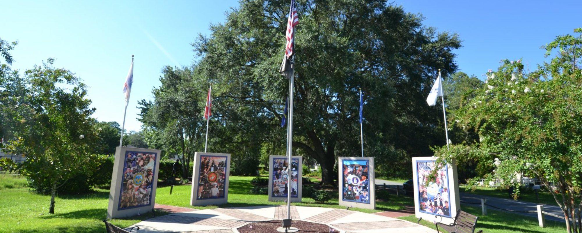 Veteran's Memorial Kingsland