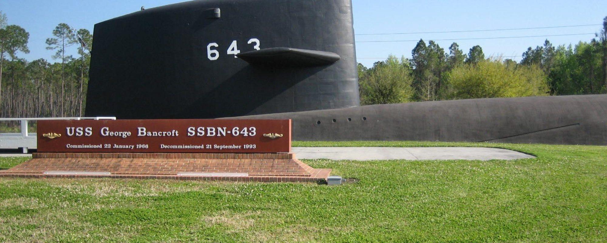 1st: Submarine