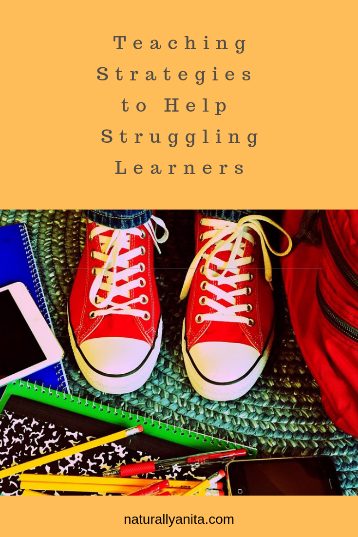 Teaching Strategies to Help Struggling Learners