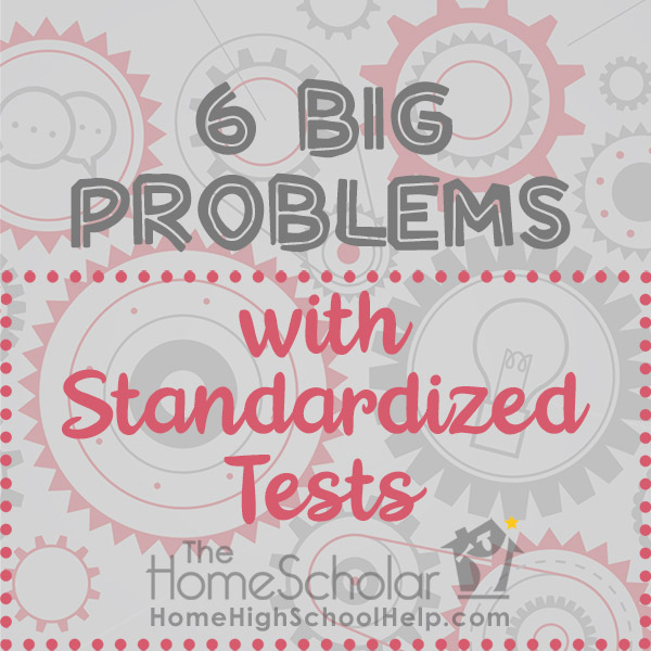 6 Big Problem with Standardized Tests