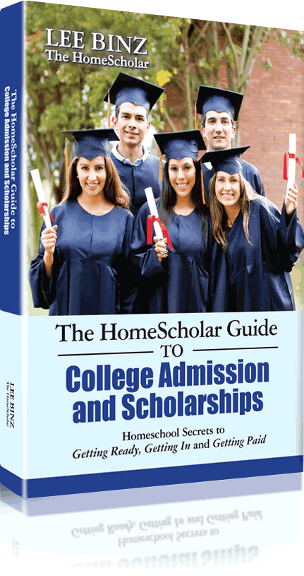 My New book! @TheHomeScholar Guide to College Admission and Scholarships#Homeschool Secrets to Getting Ready, Getting In and Getting Paid!
