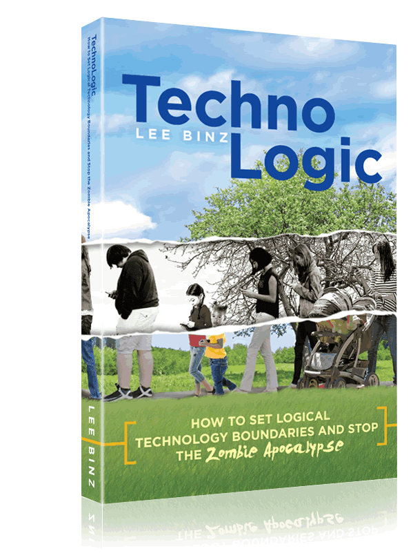 TechnoLogic: How to Set Logical Technology Boundaries and Stop the Zombie Apocalypse #Homeschool @TheHomeSholar