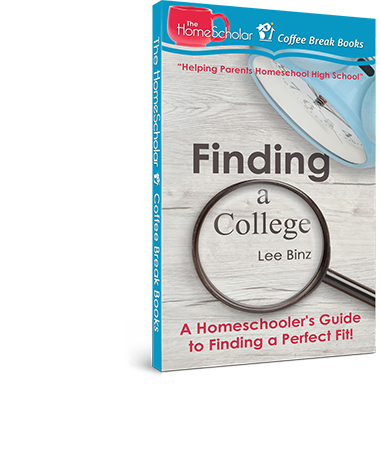 Finding a college is easy when Lee Binz shows you how! #Homeschool @TheHomeScholar
