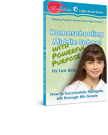 #Homeschooling Middle School with Powerful Purpose: How to Successfully Navigate 6th through 8th Grade @TheHomeScholar
