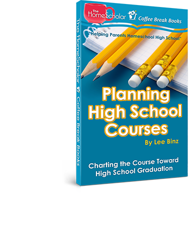 Planning High School Courses: Charting the Course Toward High School Graduation #Homeschool @TheHomeScholar