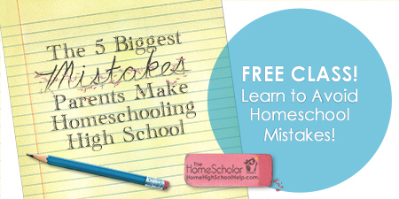 5 Biggest Mistakes Parents Make Homeschooling High School