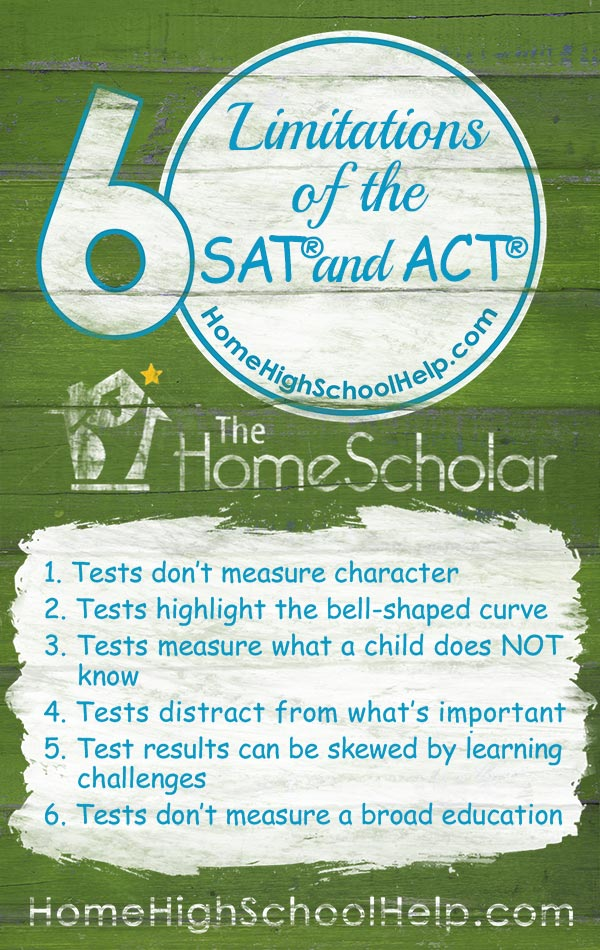 The #Homeschool Advantage in SAT Tests @The HomeScholar