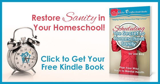 [Free ebook] Scheduling, The Secret to Homeschool Sanity, Free April 1-5, 2019