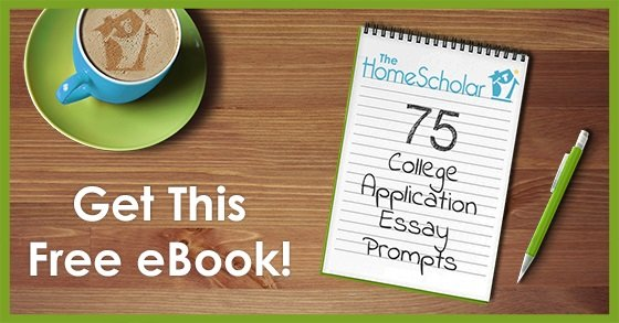 [Free eBook] 75 College Application Essay Prompts, Free May 1-5, 2018.