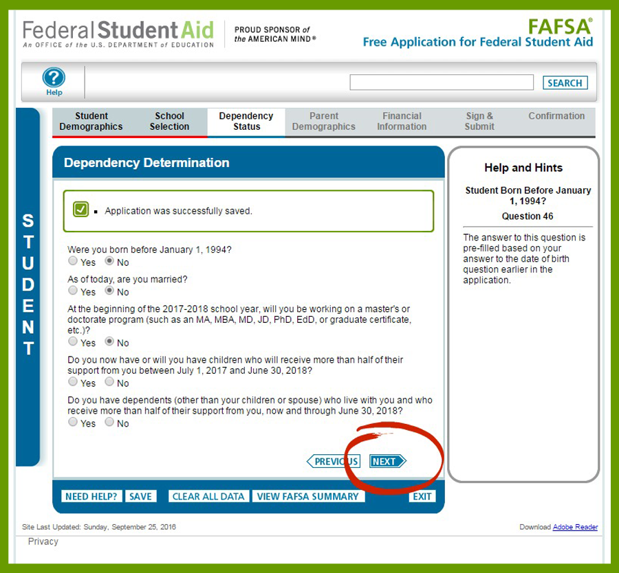 9 Secrets to Effortlessly Finish the FAFSA #Homeschool @TheHomeScholar
