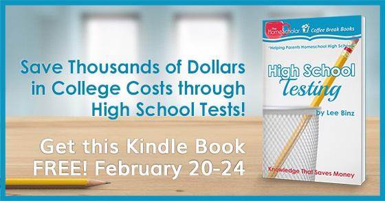 [Free ebook] High School Testing, Free March 20-24, 2019