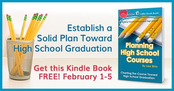 [Free Kindle Book] Planning High School Courses, Free February 1-5, 2018.