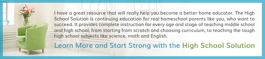 Start Strong With The High School Solution