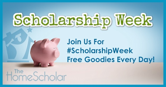 #ScholarshipWeek July 16-20