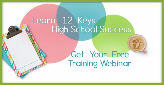 Learn how to maximize your homeschool high school results in this free workshop!