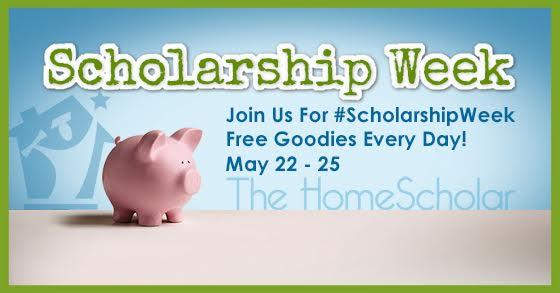 [Free Event] #ScholarshipWeek - May 22-26