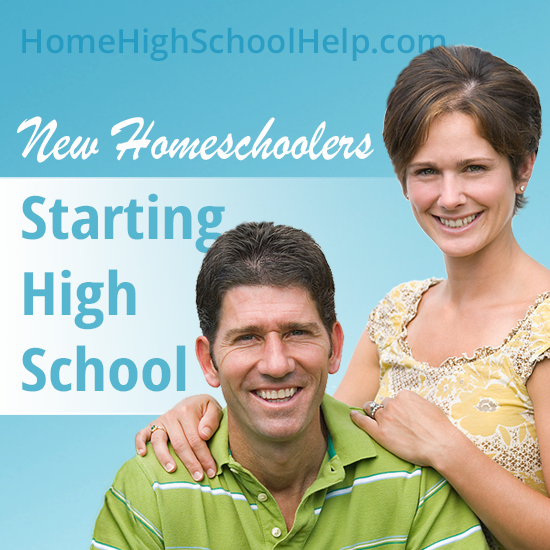 New Homeschoolers Starting High School