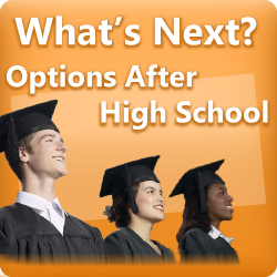 Options After High School (Online Training)