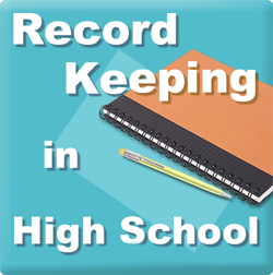 High School Record Keeping (Online Training)