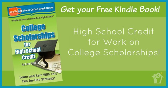 [Free eBook] College Scholarships for High School Credit. Free July 16, 2018.