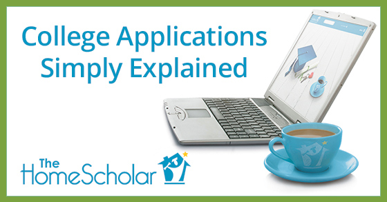 Join me for my free class, College Applications Simply Explained